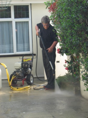 Click Here Patio Cleaning